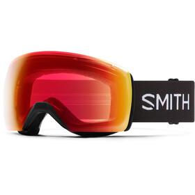 Smith Skyline XL Snow Goggles, negro/naranja